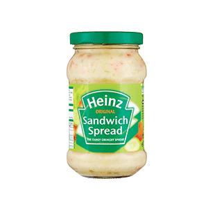 Jasa Internacional. Heinz. Sandwich Spread