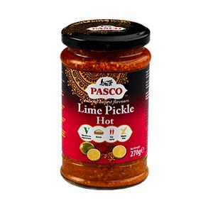 Jasa Internacional. Pasco. Pickle Picante de Lima