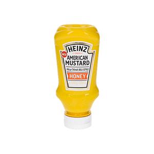 Jasa Internacional. Heinz. Mostaza Americana con miel