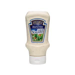 Jasa Internacional. Heinz. Salsa de Yogur