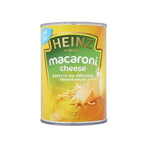 Jasa Internacional. Heinz. Macarrones con Queso