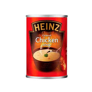 Jasa Internacional. Heinz. Sopa Pollo