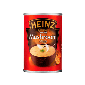 Jasa Internacional. Heinz. Sopa Champiñon