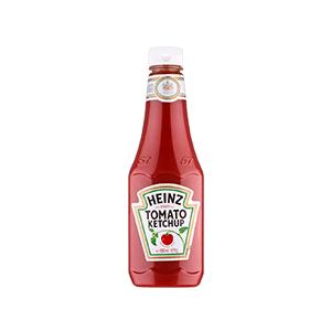 Jasa Internacional. Heinz. Ketchup plástico