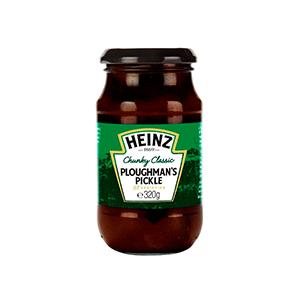 Jasa Internacional. Heinz. Ploughmans Pickle