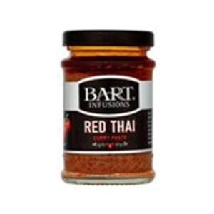 Jasa Internacional. Bart. Concentrado de Curry Tailandés Rojo