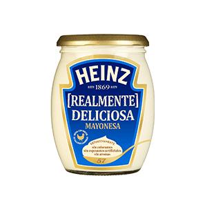Jasa Internacional. Heinz. Mayonesa