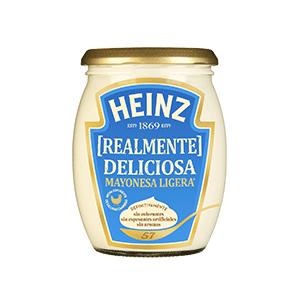 Jasa Internacional. Heinz. Mayonesa Ligera