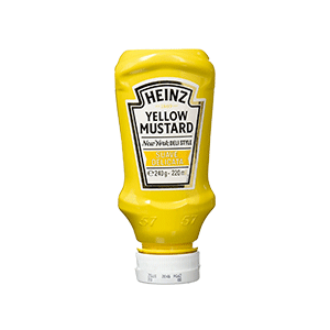Jasa Internacional. Heinz. Mostaza Americana