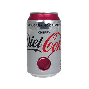 Jasa Internacional. Coca Cola. Coca Cola Cereza Light