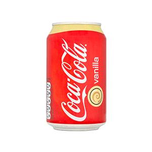 Jasa Internacional. Coca Cola. Coca Cola Vainilla