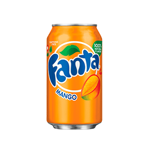 Jasa Internacional. Fanta. Fanta Mango