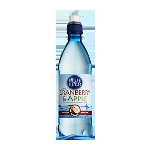 Jasa Internacional. Blue Keld. Agua sin gas/Arándano y Manzana