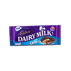 Jasa Internacional. Cadbury. Dairy Milk Oreo