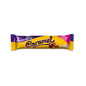 Jasa Internacional. Cadbury. Dairy Milk Caramel 45g