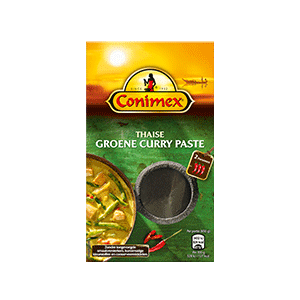 Jasa Internacional. Conimex. Pasta Curry Verde