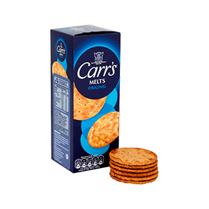 Jasa Internacional. Carr's. Melts Original