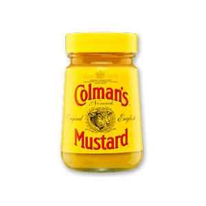 Jasa Internacional. Colman's. Mostaza Inglesa