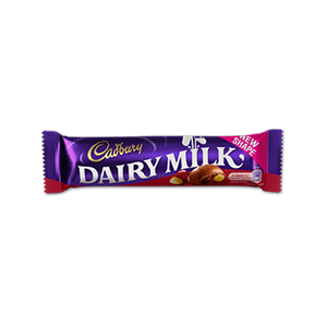 Jasa Internacional. Cadbury. Dairy Milk Fruit & Nut 49g