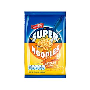 Jasa Internacional. Batchelors. Super Noodles sabor Pollo