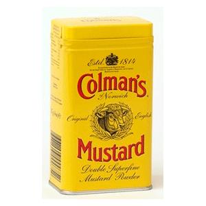 Jasa Internacional. Colman's. Mostaza en polvo
