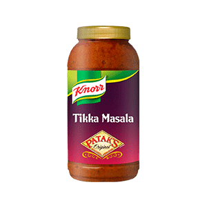 Jasa Internacional. Knorr. Patak's Salsa Tikka Masala 2.2L