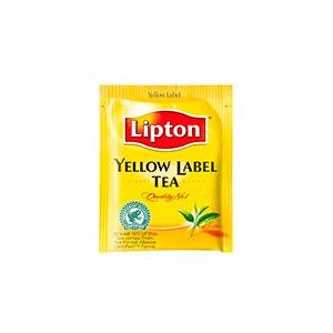 Jasa Internacional. Lipton. Té Etiqueta Amarilla