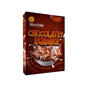 Jasa Internacional. Mornflake. Chocolatey Squares