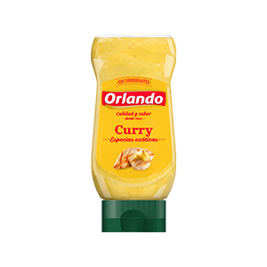 Jasa Internacional. Orlando. Salsa Curry