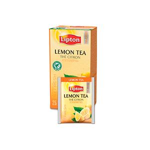 Jasa Internacional. Liptons. Infusión de Limón