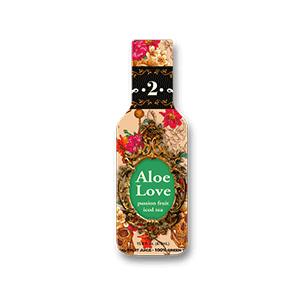 Jasa Internacional. Modello. Aloe Love Iced Tea - Fruta De Pasión