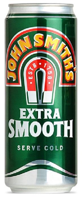 Jasa Internacional. John Smith's. John Smith's Cerveza