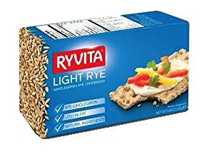 Jasa Internacional. Ryvita. Ryvita Centeno Light