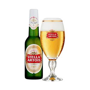 Jasa Internacional. Stella Artois. Stella Artois Cerveza