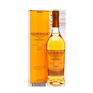 Jasa Internacional. Glenmorangie. Whisky Glenmorangie