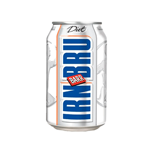 Jasa Internacional. Irn Bru. Irn Bru Light