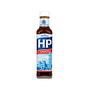 Jasa Internacional. HP Sauce. Salsa H P