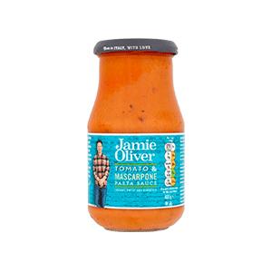 Jasa Internacional. Jamie Oliver. Salsa de Pasta Tomate & Mascarpone