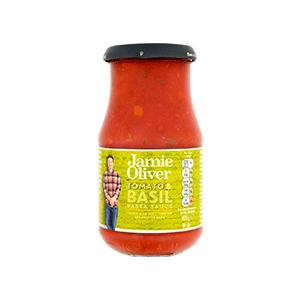 Jasa Internacional. Jamie Oliver. Salsa de Pasta Tomate y Albahaca
