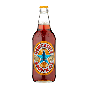 Jasa Internacional. NewCastle. Newcastle Cerveza Brown Ale