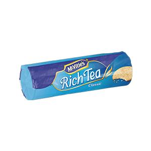Jasa Internacional. McVitie's. Galletas Rich Tea