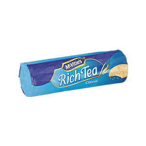 Jasa Internacional. McVitie's. Galletas Rich Tea