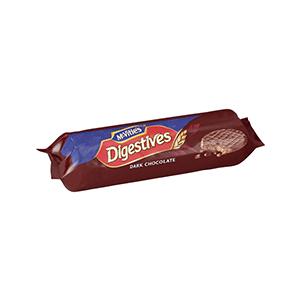 Jasa Internacional. McVitie's. Digestivas Chocolate Negro